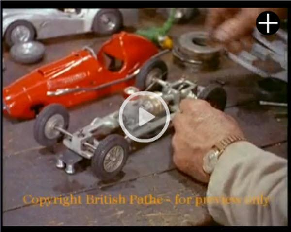 Slot Car 1956