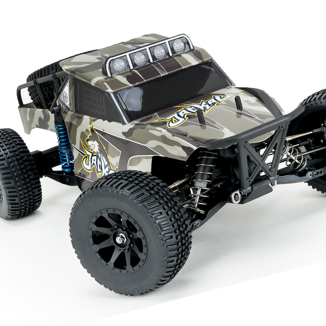 Thunder Tiger Jackal Trophy Truck Update