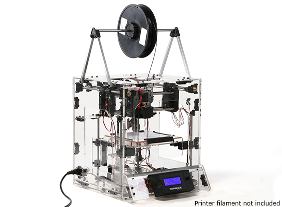 Now HobbyKing Has a 3D Printer