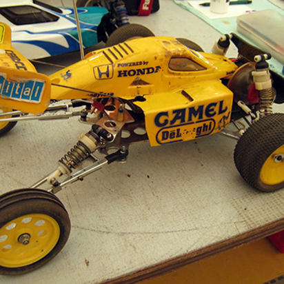 What's the Weirdest-Looking RC Car?
