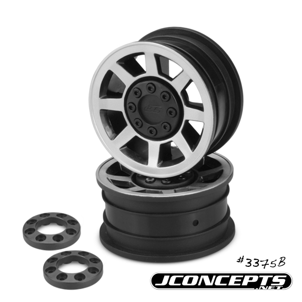 "JConcepts 1.9"" Vengeance Wheel For Vaterra & Axial Vehicles"