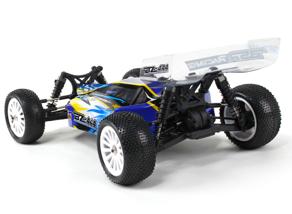 HobbyKing Basher BSR Racing BZ-444 4WD electric buggy