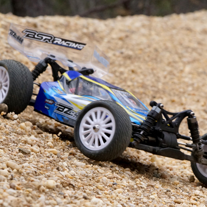 Basher's BSR Racing Brand Goes 4WD With New BZ-444