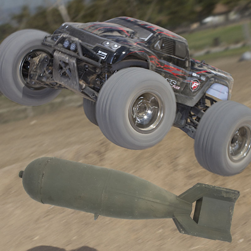 What's the Most Bomb-Proof RC Car?