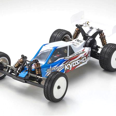 Kyosho Announces New 2015 Edition RB6 & ReadySet Dirt Hog Buggies