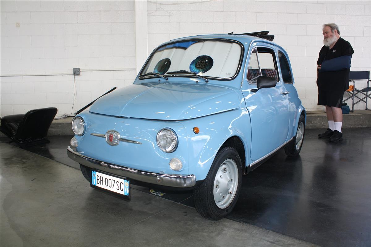 RCX 2015 Full-size car display