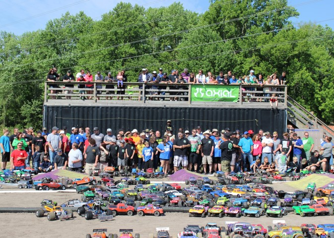 No Limit RC: Show N Shine, Racing And Dennis Anderson Hangs Out