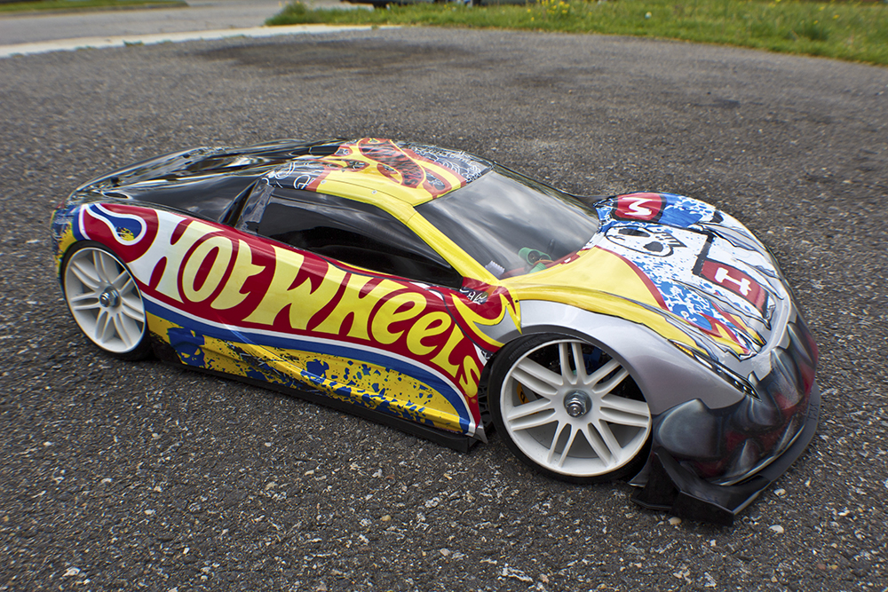 Traxxas Xo 1 Hot Wheels Hypercar By Marcus White Readers