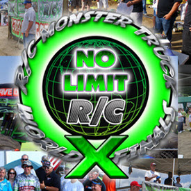 Monster Mayhem With Gravedigger at the No Limit RC World Finals