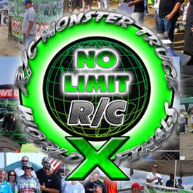 Monster Mayhem With Gravedigger at the No Limit RC World Finals