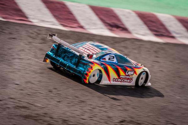 Reedy TC Race Ronald Volker