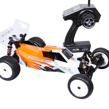 Serpent Introduces Mid-Motor Spyder RTR Buggy
