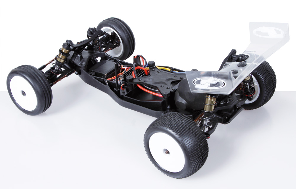 Serpent Spyder RTR Buggy