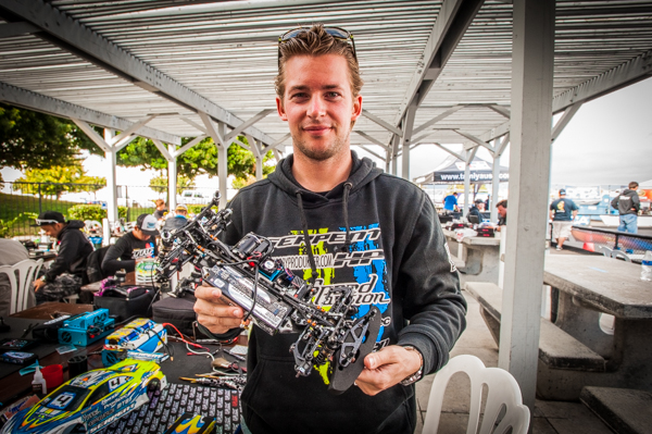 Viktor Wilck won the Reedy TC Race of Champions in 2012 and is looking for more great results this year.