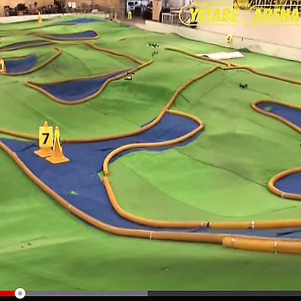 Mean & Green: Check Out Yatabe Arena Astro-Turf Action [VIDEO]