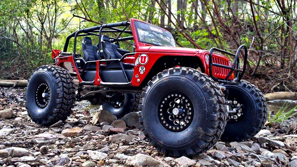 Custom JeepZilla from Brenda Sumner [Reader's Ride]