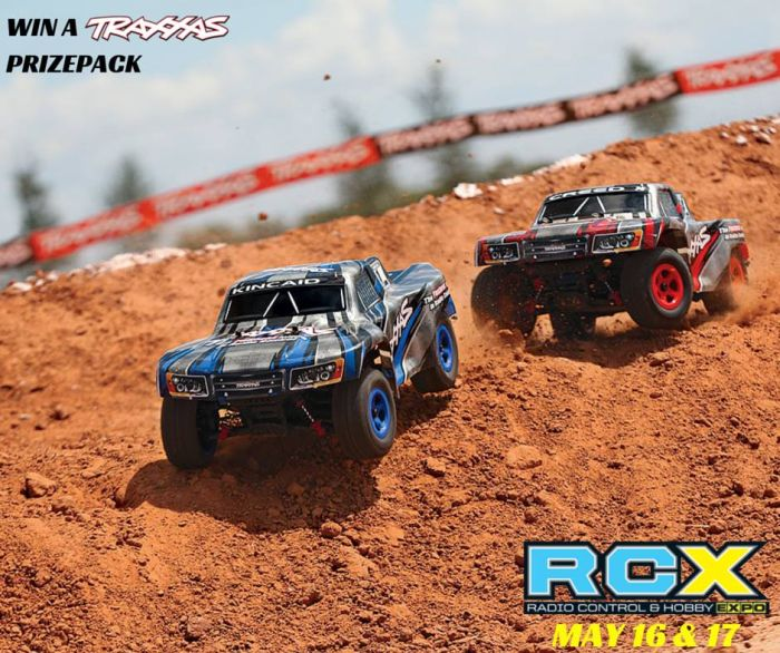 Traxxas Giveaway — Enter Now!