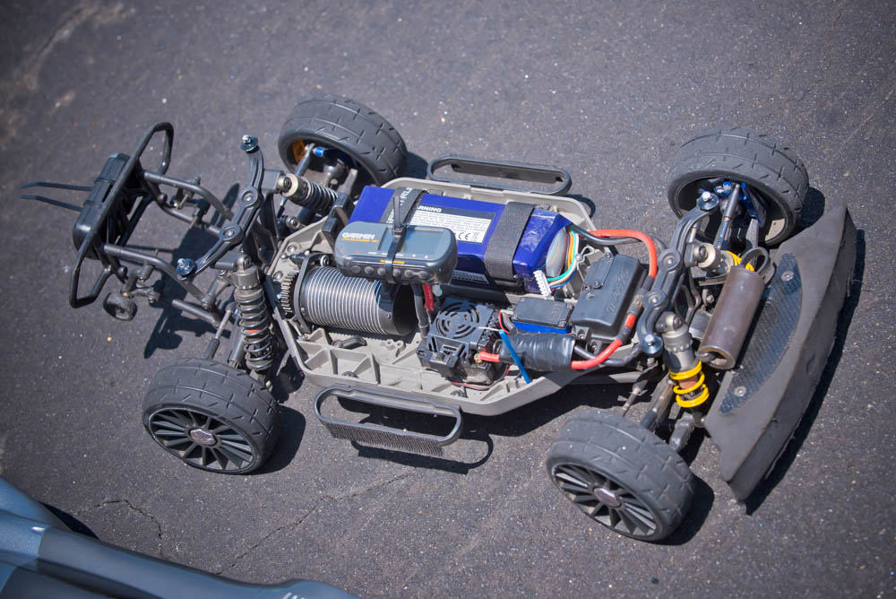 traxxas 4x4 rc car with Speeds Top 125mph At The Poseidon Speed Run Nic Case Attempts 2 Cell Lipo Record on Rc Lights  Head And Brake  bo Review likewise 1965727 besides 3410 00 Karosserie Traxxas 1 8 Rat Rod Klar P 56838 further Red Hot Traxxas Trx 4 News Bronco 2 2 Kit likewise Watch.