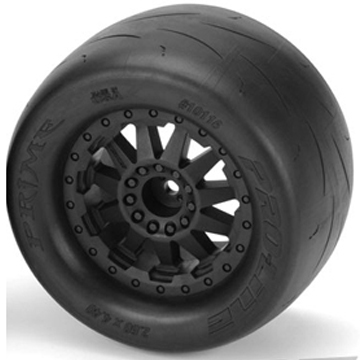 "Pro-Line Adds 2.8″ Traxxas-Bead Tires to ""Prime"" Slick Lineup"