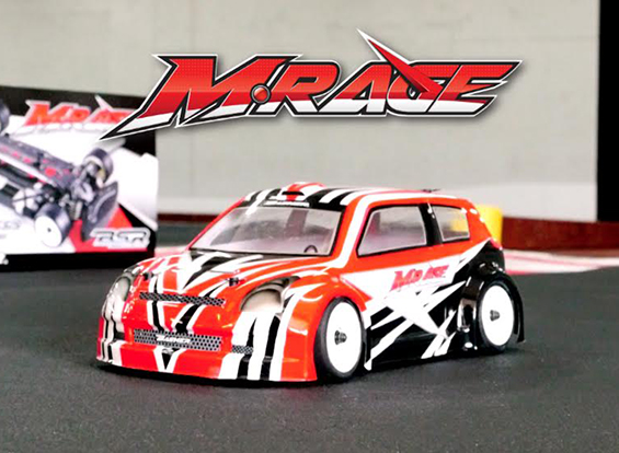 Basher BSR Racing M RAGE