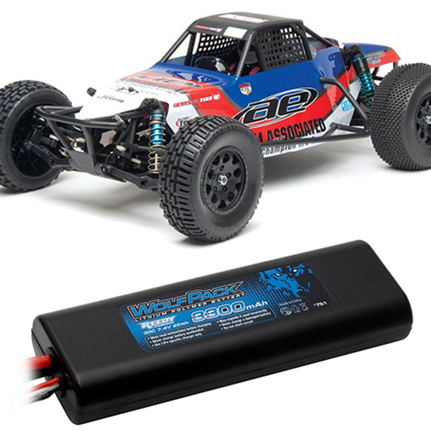 Team Associated SC10B: Now With LiPo