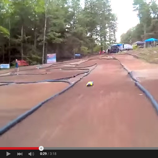 FPV On The Track: Fly Along With The Action [VIDEO]