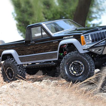Pro-Line Adds One-Piece Option to Jeep Comanche Line