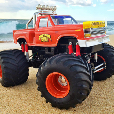 Got Monster Truck? Send Us Your Pics!