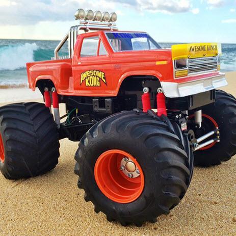 Got Monster Truck? Send Us Your Pics!