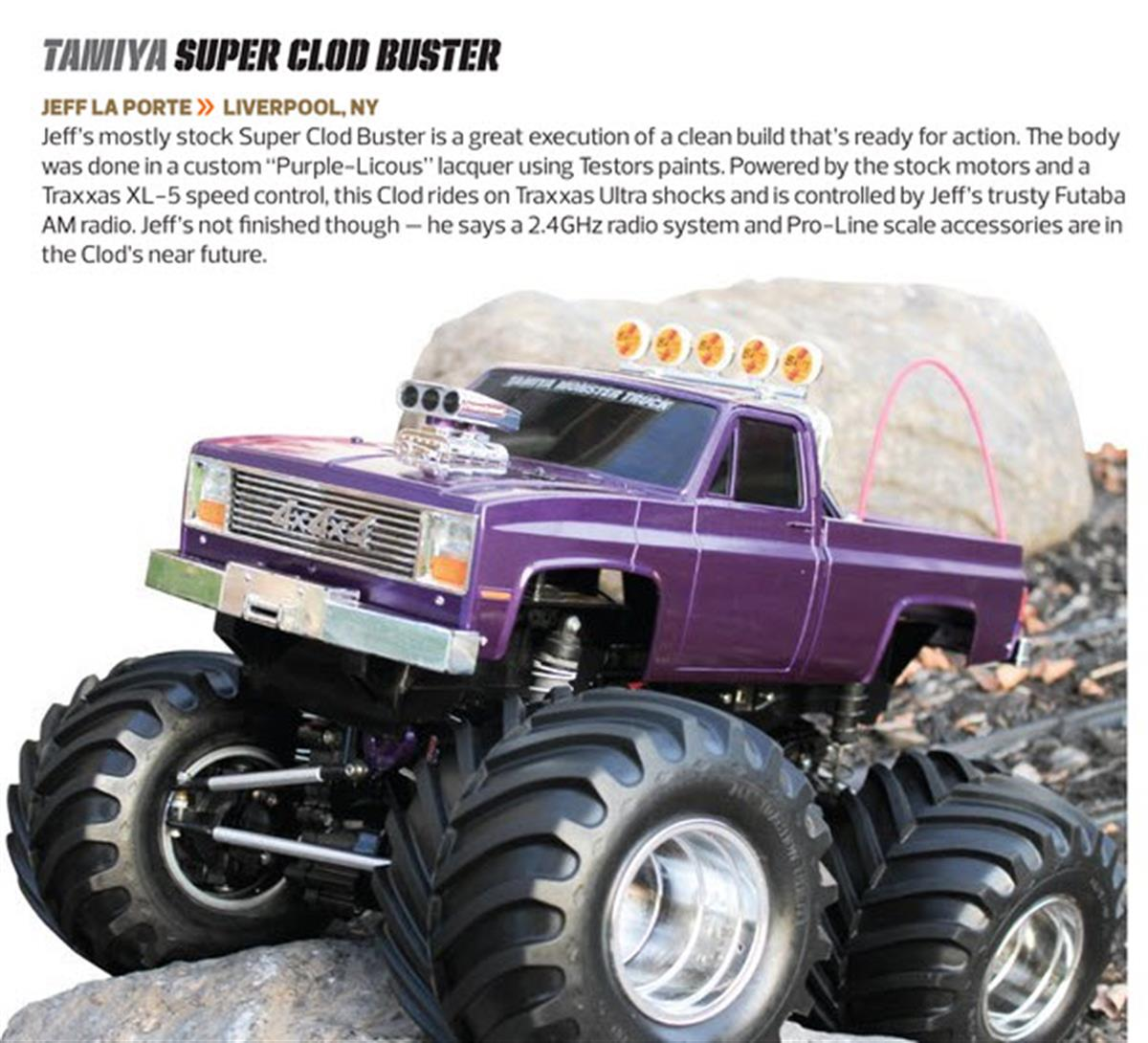 Monster Trucks 7