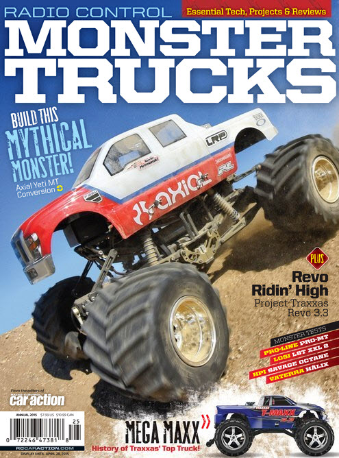 Mosnter truck spring cover