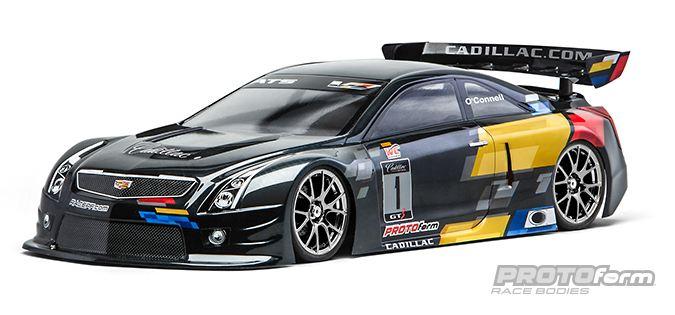 PROTOform Cadillac ATS-V
