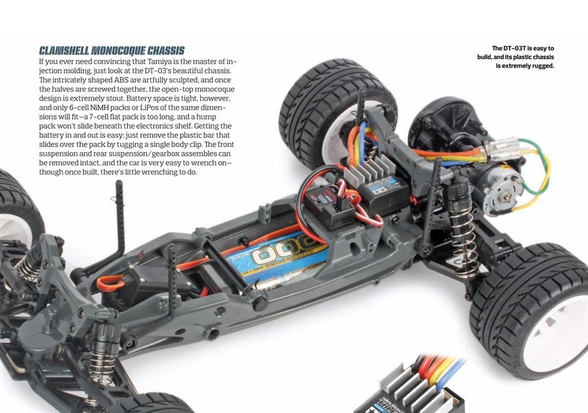Tamiya aqroshot amp neo fighter xb review rc car action