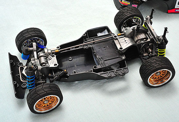 tamiya brings back the ta 02 announces new tb 04r and f103gt models rc car. Black Bedroom Furniture Sets. Home Design Ideas