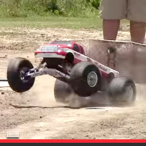 *Full Pull! Nitro and Electric Sled Action from the No Limit RC World Finals [VIDEO]