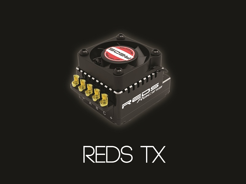 REDS TX120 Speed Control