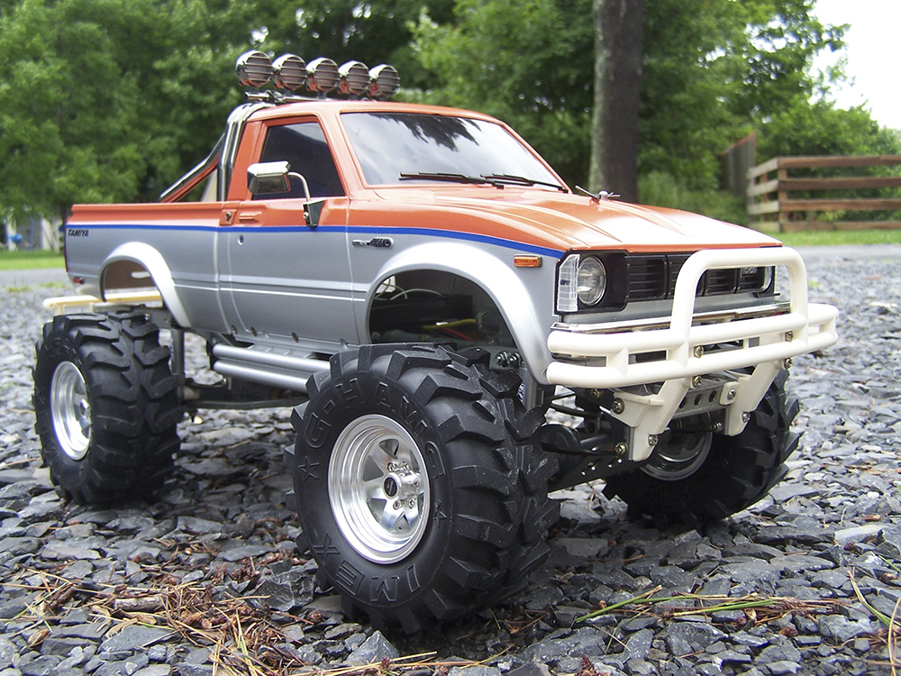 Tamiya Mountaineer Survivor by Kyle Taylor [Reader's Ride]