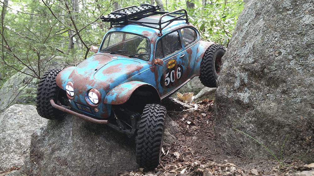 This Weather-Beaten Trail Bug is a Vaterra Twin Hammers [READER'S RIDE]