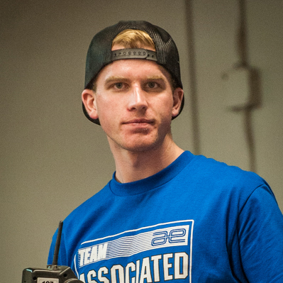 Team Associated and Carson Wernimont Part Ways