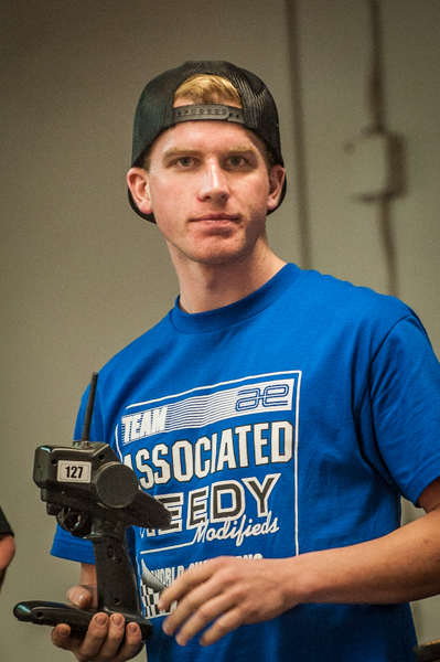 Carson Wernimont and Team Associated part ways