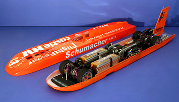 Coolest RC Car ever Nic Case