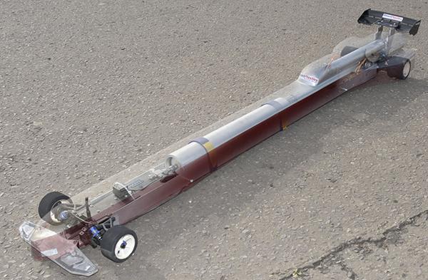 Coolest RC car ever rocket car rchelicopterandrccar2.blogspot