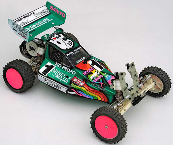 Coolest rc car ever stealth rc10