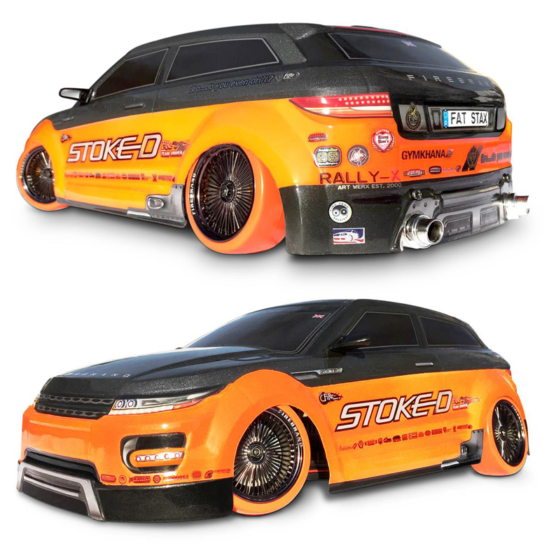 FireBrand RC Stoke-D On-Road Body [New Gear]