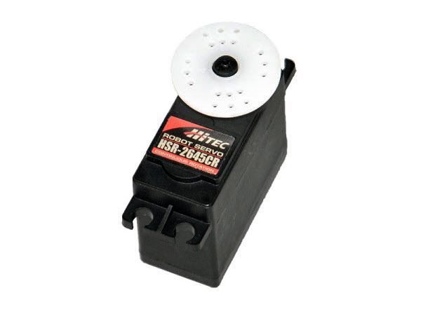 Hitec HSR-2645CR robot servo
