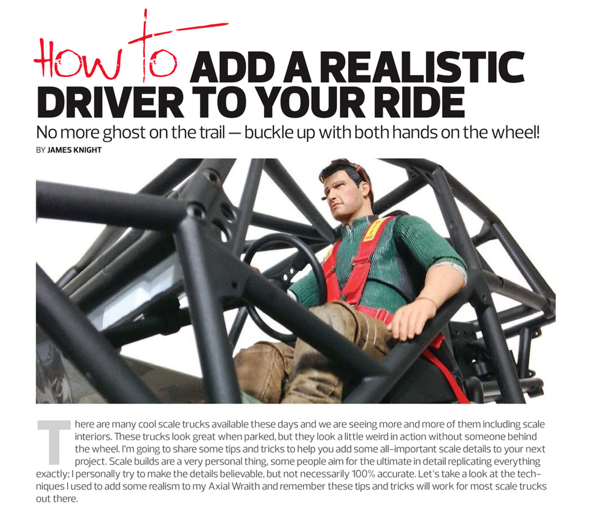 How To Add A Realistic Driver figure 1