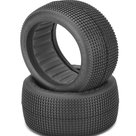 JConcepts Reflex Tires for 1/10 Buggy: Traction for Dust and Loam