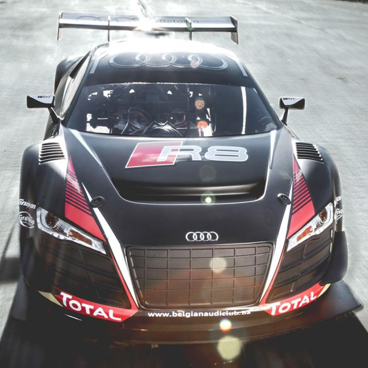 Losi Announces All-New 1/6 Scale Audi R8 GT3 Supercar