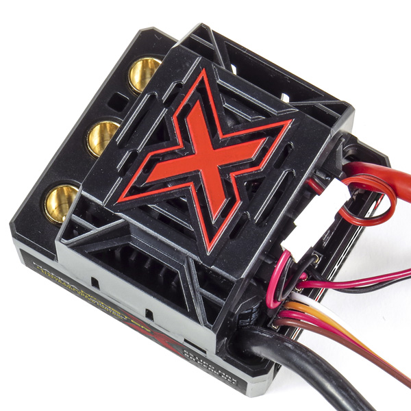 Castle Creations Releases New Monster X Speed Control