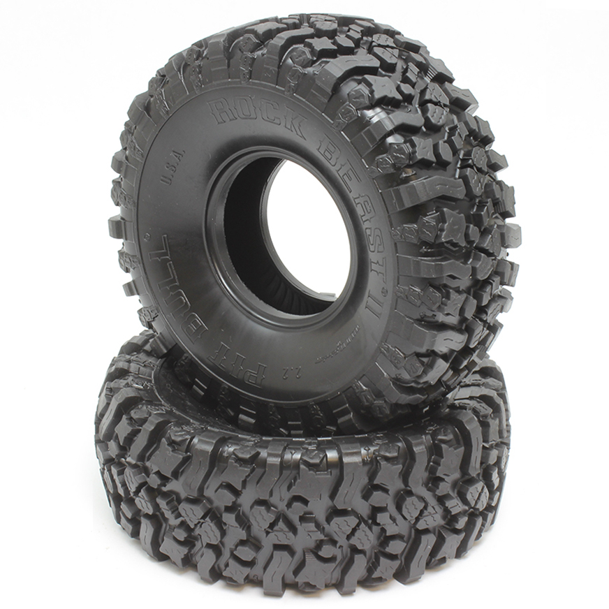 Pit Bull 2.2″ Rock Beast II Tires [Review]